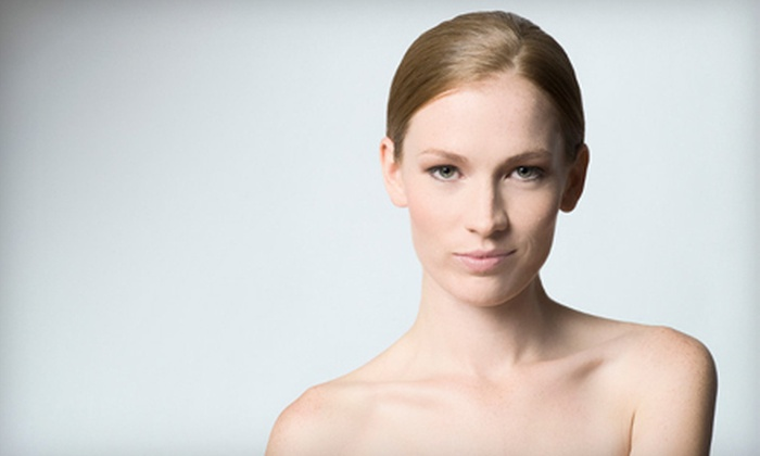 iSilhouette - Blackburn Hamlet: $75 for One Spa Treatment at iSilhouette (Up to $169 Value)