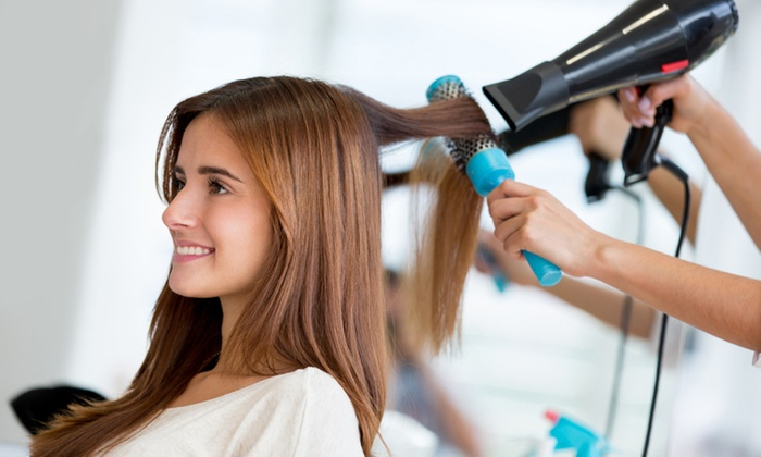 Cheeky Hair Designs - Pretoria: Wash, Cut and Blow Dry with Treatment and Colour from R192 at Cheeky Hair Designs (Up to 71% Off)