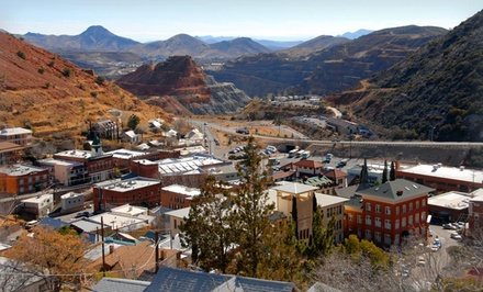 Stay at the School House Inn in Bisbee, AZ. Dates Available into March.
