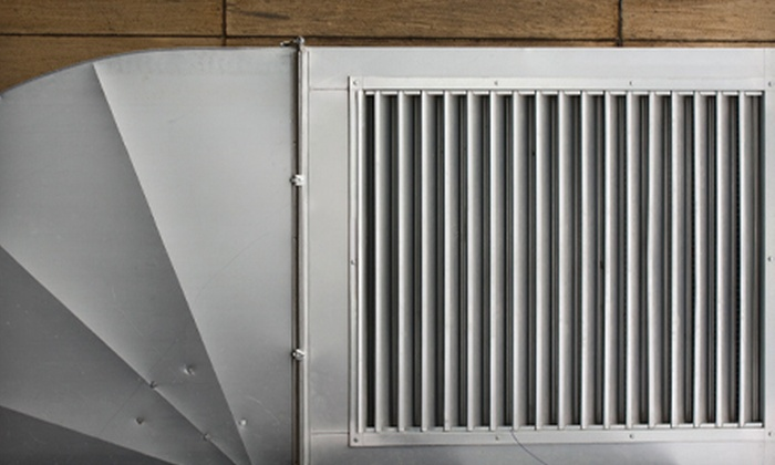KleenRite of North Carolina - Raleigh / Durham: Air-Duct Cleaning with Optional Dryer-Vent Cleaning from KleenRite of North Carolina (Up to 81% Off)