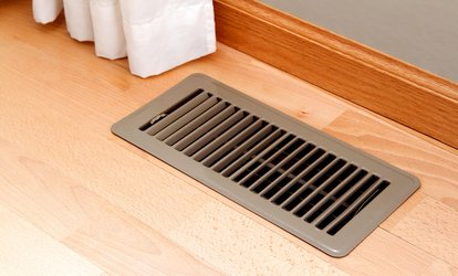 image for C$48 for Duct and Vent Cleaning for Up to 10 Vents from Razok's Manitoba Heating & Cooling (C$269 Value)