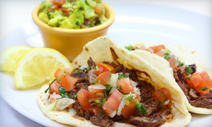 Alambres Fresh Mexican Grill - Burbank: $12 Worth of Mexican Food