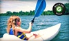 Wingra Canoe and Sailing - Madison: Two-Hour Kayakor Canoe Rental, or a One-Hour Standup-Paddleboard Rental or Lesson at Wingra Boats (Up to 58% Off)