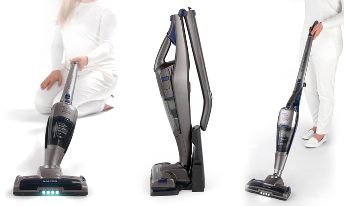 Salter SAL0003 22.2V Cordless Boost Vacuum Cleaner With Free Delivery for £68