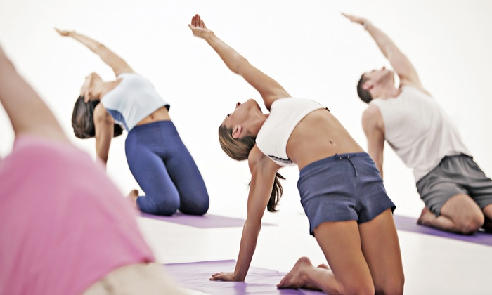 Bikram Yoga Downtown - Downtown: $53 for 10 Yoga Classes at Bikram Yoga Downtown ($110 Value)