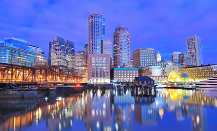 90-Minute Moonlight Cruise for Two or Four from Massachusetts Bay Lines, Inc. (Up to 46% Off)