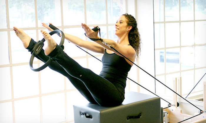 Xtend Barre & Pilates WPB - Prospect Park South: 5 or 10 Group Pilates Reformer/Tower Classes or Three Private Sessions at Xtend Barre & Pilates WPB (Up to 76% Off)