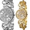 Akribos Women's Diamond-Accent Bracelet Watch