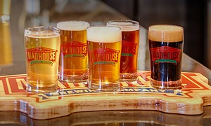 Up to 40% Off VIP Tasting Experiences at Madhouse Brewery, plus 6.0% Cash Back from Ebates.