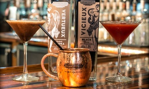 CopperMuse Distillery: Distillery Tour and Cocktails for Two or Four with Optional Bottle at CopperMuse Distillery (Up to 36% Off)