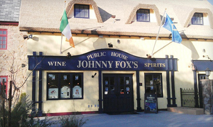 Johnny Fox's Public House - Arrowhead Entertainment Center: $10 for $20 Worth of Food and Drinks at Johnny Fox's Public House
