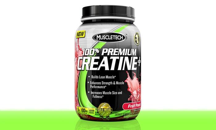 Muscletech 100 premium creatine