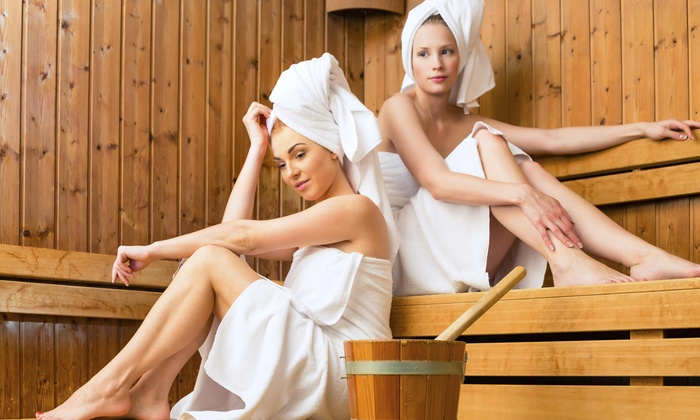 Luna Maya Spa - Luna Maya Spa: A Massage, Table Shower, and Infrared Sauna Session at Luna Maya Spa  (55% Off)
