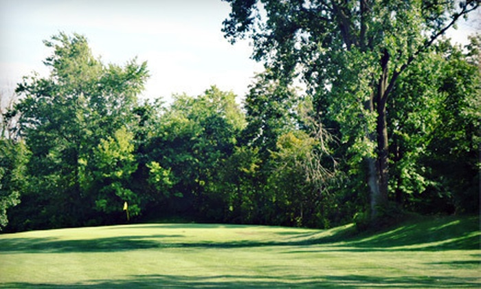 Whiteford Valley Golf Club - Whiteford: $29 for 18 Holes of Golf for Two with Cart Rental at Whiteford Valley Golf Club in Ottawa Lake (Up to $66 Value)