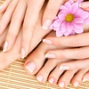 Up to 53% Off Mani-Pedis at Looksey Day Spa