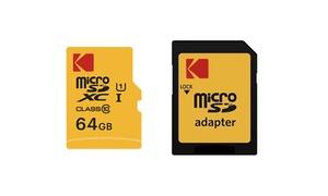 Kodak USB 2.0 avec carte Micro SD