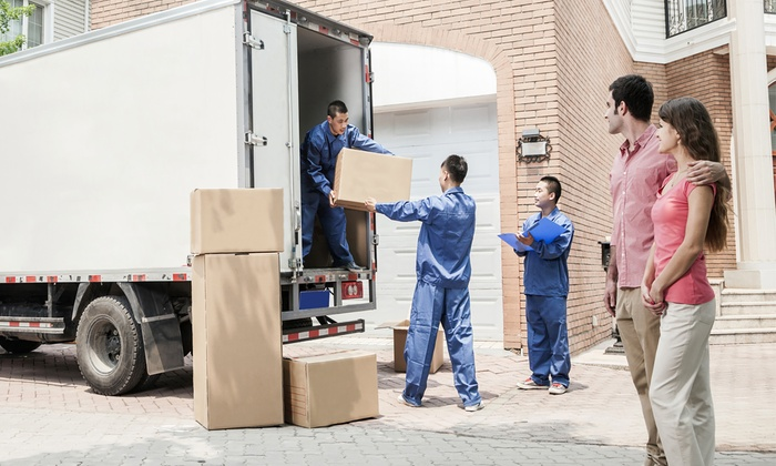 Marvel Movers - Fort Worth: Two or Three Hours of Moving Services from Marvel Movers (Up to 55% Off)