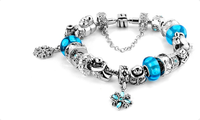 Pugster: Jewelry, Charms, and Beads from Pugster (Up to 67% Off). Two Options Available.