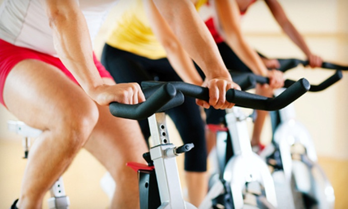 Hills Fit Studio - Hills Fit Studio: 5, 10, or 20 Spin Classes at Hills Fit Studio (Up to 64% Off)