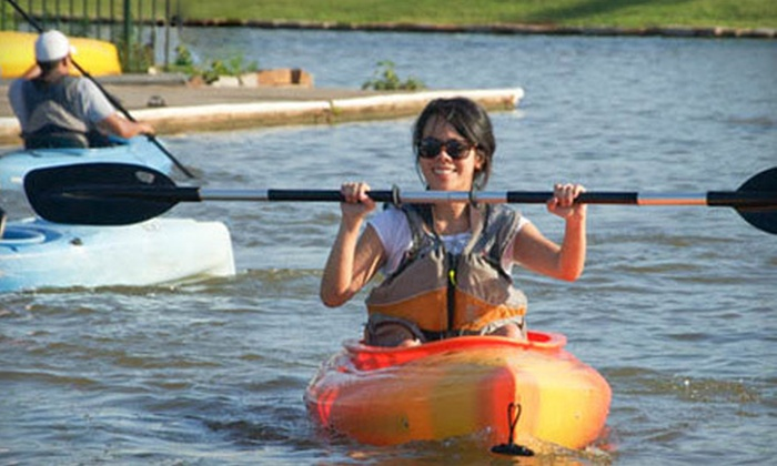 OKC Riversport - Multiple Locations: $20 for an Adventure Saturday with Unlimited Water Sports, Lessons, and Tours from OKC Riversport ($40 Value)