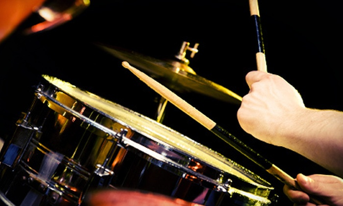 Chicago Private Drum & Guitar Lessons - Chicago: Four or Six 30-Minute Sessions from Chicago Private Drum & Guitar Lessons (54% Off)
