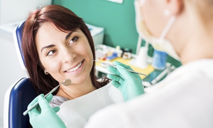 $35 for a New Patient Dental Exam with Teeth Cleaning and X-rays at Cornerstone Dental ($336 Value)