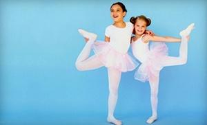 Inspire Dance of Corona: Three or Five Kids' Group Dance Lessons at Inspire Dance of Corona (Up to 70% Off)