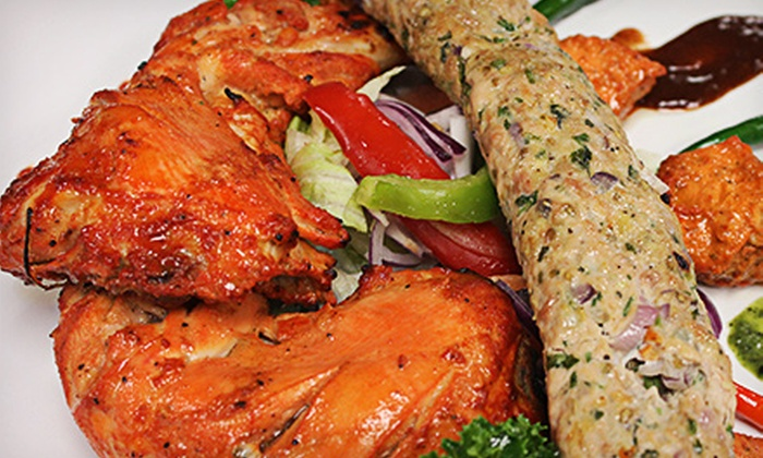 Spices of India - Buffalo: Indian Food at Spices of India (Half Off). Two Options Available.