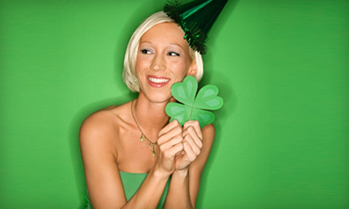 Kiss Me I'm Irish St. Patrick's Day Party - Online Registration Required: $31 for Entrance to the Kiss Me I'm Irish St. Patrick's Day Party on March 17 at 9 p.m. at The Mansion on O Street ($62 Value)