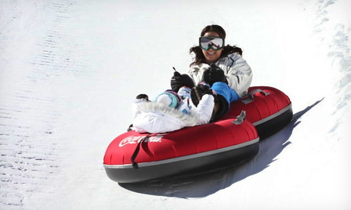 Copper Mountain - Copper Mountain: One Hour of Snow Tubing for Two or Four at Copper Mountain (Up to Half Off)