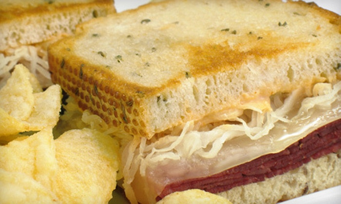 Kevin's Deli - North Oakland: $9 for Three Lunches at Kevin's Deli (Up to $18 Value)