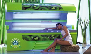 KiwiSun: KiwiSun: 9-Minute (£5) or 60-Minute (£29) Sunbed Session at Multiple Locations (Up to 44% Off)
