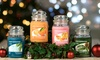 Groupon Goods Global GmbH: 1, 2 ou 4 Grandes Bougies en pot Yankee Candle de 538 gr