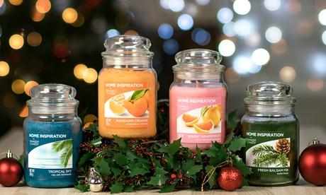 1, 2 velas perfumadas en jarra grande Yankee Candle