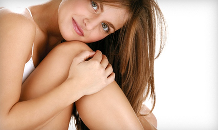 Body Works Day Spa and Hair Salon - Downtown Indianapolis: Two Spider-Vein Treatments or One Laser Genesis Facial Treatment at Body Works Day Spa and Hair Salon (Up to 72% Off)