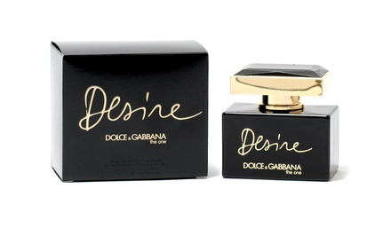 Dolce & Gabbana The One Desire Eau de Parfum for Women; 1.6 Fl. Oz.