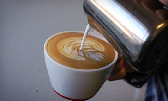 Transcend Coffee - Downtown: $75 for a Three-Hour Private-Room Rental for up to 10 People with Coffee and Pastries at Transcend Coffee ($150 Value)