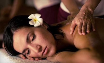 60-Minute Swedish Massage with a Salt Glow Treatment (a $90 value) - VA Massage in Newport News