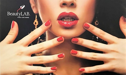 3 manicure con semipermanente