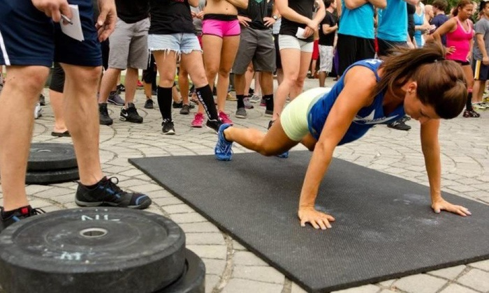CrossFit FiveStar - Warrington: One or Two Months of Unlimited CrossFit Classes at CrossFit FiveStar (Up to 78% Off)