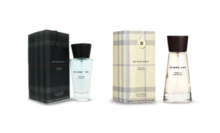 Burberry Touch Eau de Toilette for Men or Women; 3.4 Fl. Oz. for $37.99 or $39.99