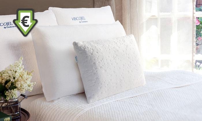densite oreiller memoire de forme 1, 2 ou 4 oreillers mémoire de forme Sampur | Groupon Shopping densite oreiller memoire de forme