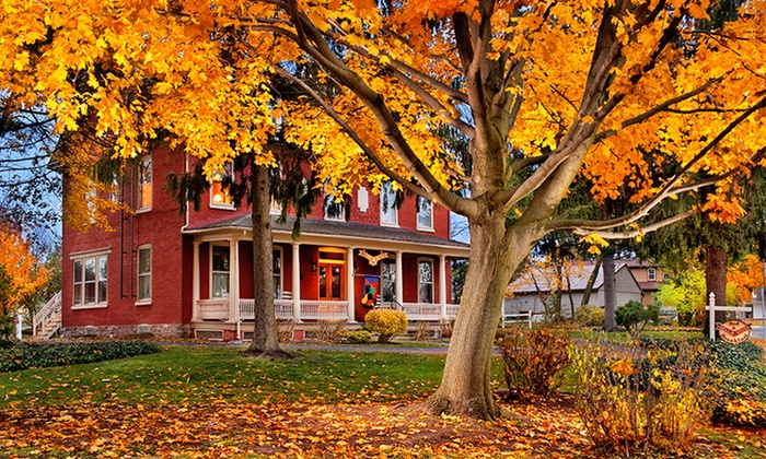 Bella Vista Bed and Breakfast - Akron, PA: 1- or 2-Night Stay for Two at Bella Vista Bed and Breakfast in Lancaster County, PA