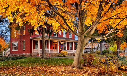 Groupon Deal: 1- or 2-Night Stay for Two at Bella Vista Bed and Breakfast in Lancaster County, PA