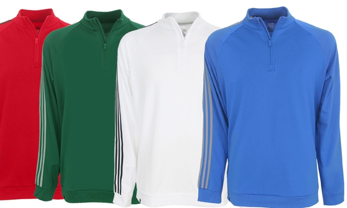Adidas Golf Men's 3-Stripe Layering Top