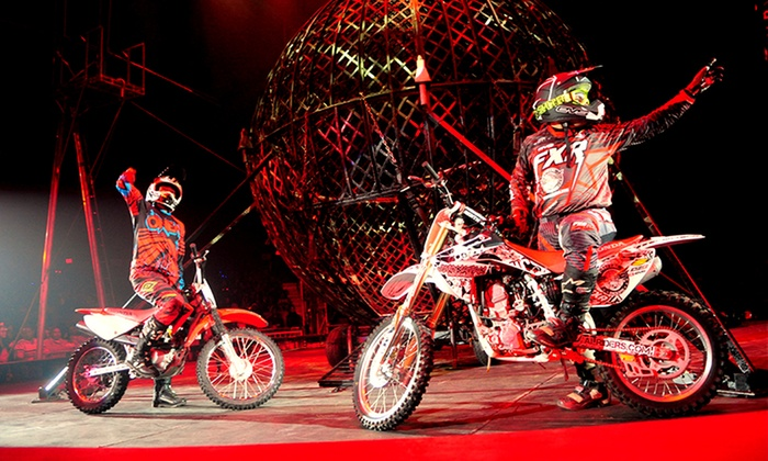 UniverSoul Circus - Security Square Mall: UniverSoul Circus at Security Square Mall, June 19–30 (Up to 31% Off)