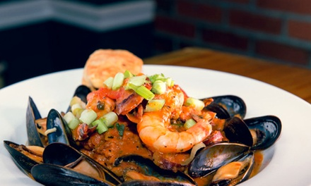 Canjun Food at 1682 French Louisiana (Up to 50% Off). Two Options Available.