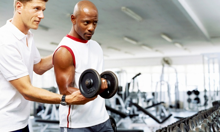 Muscle By Russell - Granada Hills South: $20 for $40 Groupon — Habibi's training