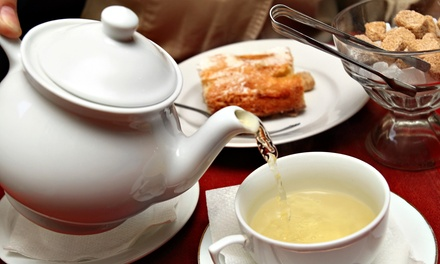 Tea for Two at Sisters Tea Parlor Boutique (Up to 49% Off)
