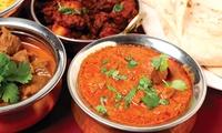 Traditionelles indisches 7-Gänge-Menü für zwei oder vier Personen im Shukria Restaurant Harburg (bis zu 70% sparen*)